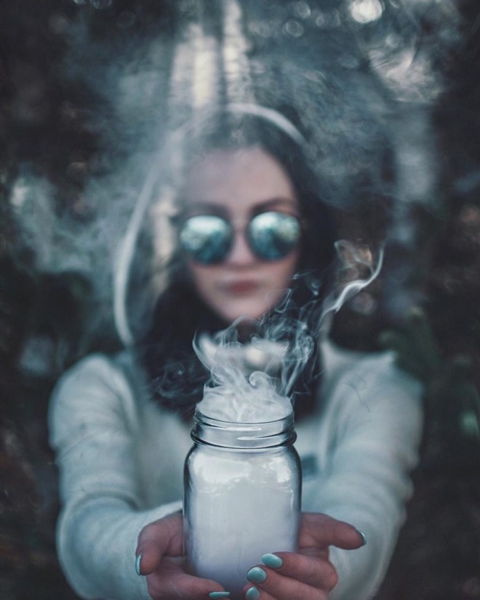 Dreamlike and Conceptual Photography by Shaina Sterrett