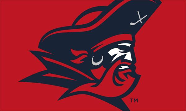 Aalborg Pirates on Behance #logo #pirate