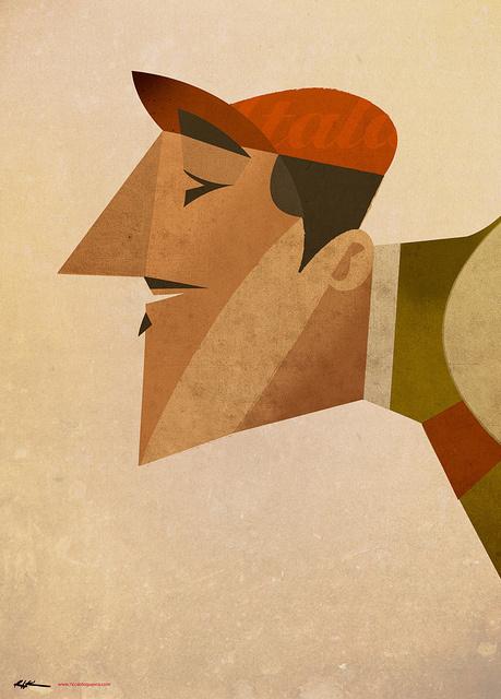 Work : riccardo guasco #illustration