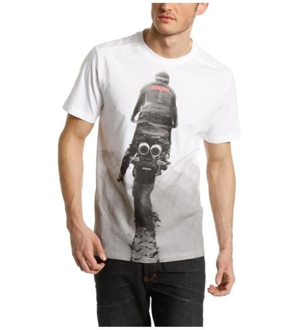 Puma Ducati Biker T-Shirt #ducati #puma #shirt