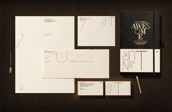 Turnstyle | Design, Graphic Design, Web Design, Information Design | Turnstyle Stationery #identity #design #graphic #branding