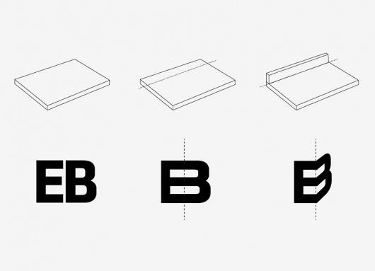 Hampus Jageland #white #black #concept #edgeboard #and #logo