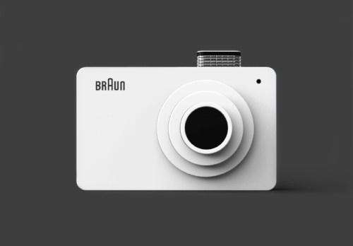 D.C.H.D Camera by Seongjin Kim #minimalist #design #minimal #minimalism