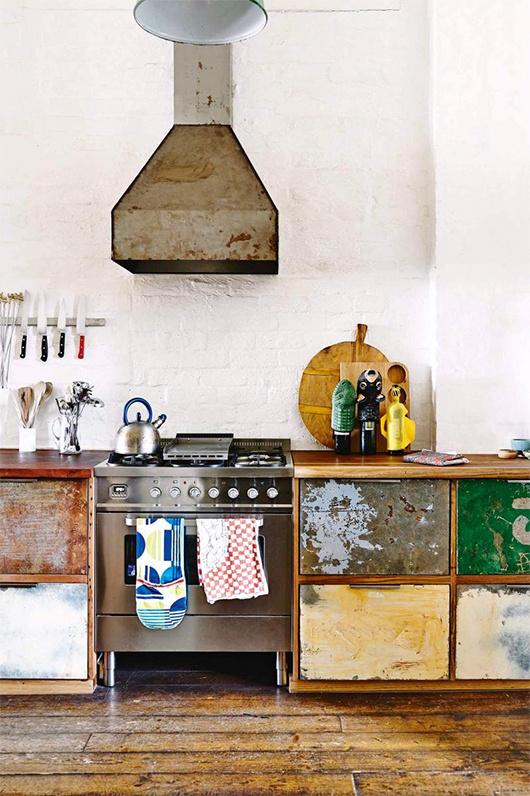 at home with saskia folk / sfgirlbybay #interior #design #decor #kitchen #deco #decoration