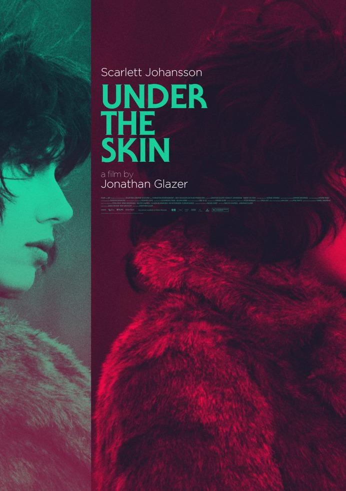 Under the Skin - PosterSpy
