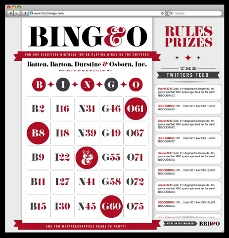 FFFFOUND! | Allan Peters #bbdo #bingo #typography