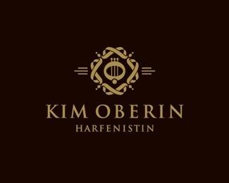 Kim Oberin #branding #oberin #design #kim #logo
