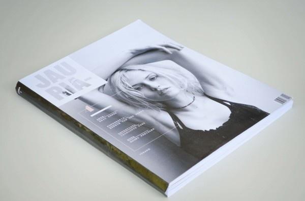 JAURIA Magazine. on Behance #layout #editorial #magazine