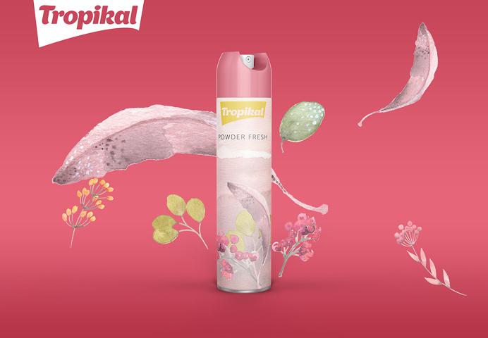 Tropikal Concept - Brand Packaging