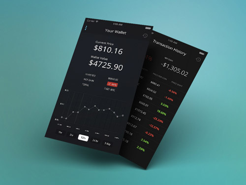 30 Examples of Investment App UI Design for Inspiration