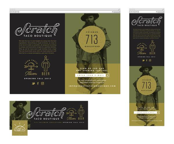 Scratch_taco_boutique_web #type #branding #logo