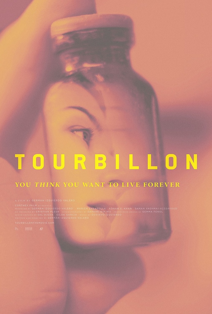 tourbillon movie poster cinema