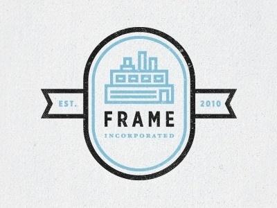 FFFFOUND! | Dribbble - Frame by Tim Boelaars #logo