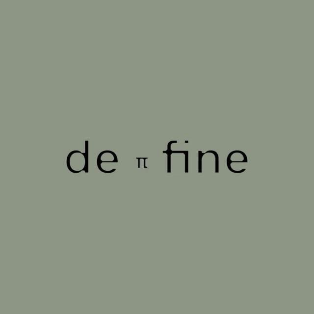 de fine glyphs / #architecture #studio #identity #logo #artdirection #clleanc #prishtina