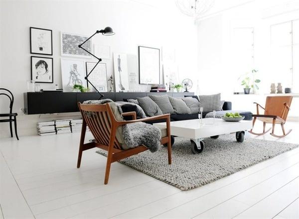 best interior design inviting scandinavian apartment images on rh designspiration net