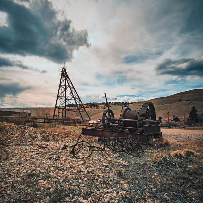 Abandoned USA: Stunning Urbex Photography by Tessa Alexandra Shea