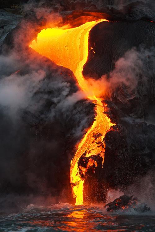 Lava. #burning #lava #heat #molten #hot #nature