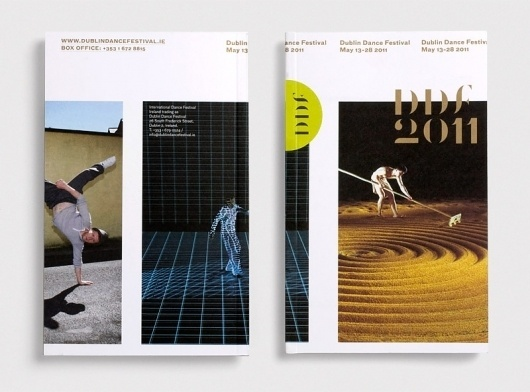 DDF 2011   Aad #logo #brochure