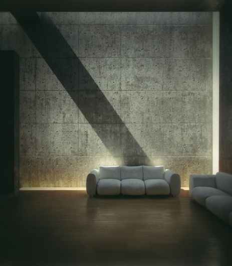AD Classics: Koshino House / Tadao Ando Koshino House / Tadao Ando (1) – ArchDaily #brut #concrete #white #ando #beton #architecture #gray #tada #light #shadow