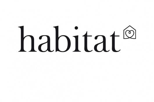 Habitat – Identity 2002 | Identity | Graphic Thought Facility #logo #identity #branding