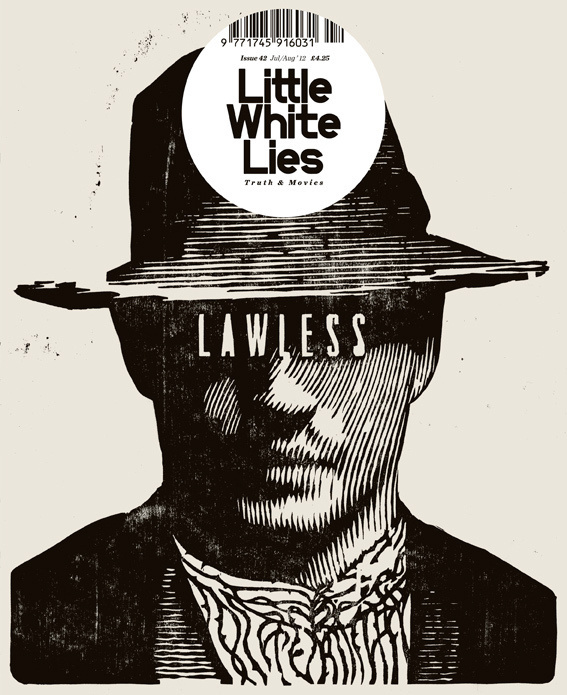Paul Willoughby Little White Lies Lawless #woodcut