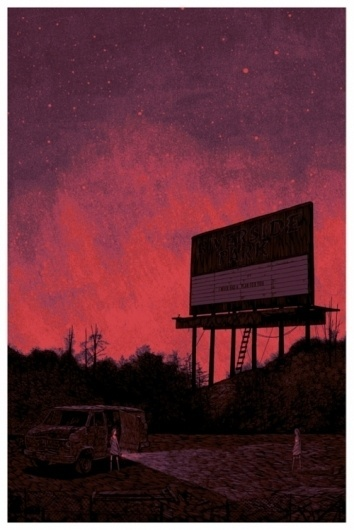 OMG Posters! #daniel #illustration #danger