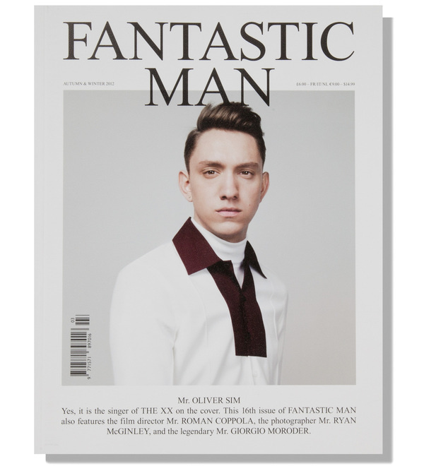 Fantastic Man No.16 AW 2012 | Hypebeast Store #cover #man #fantastic #magazine
