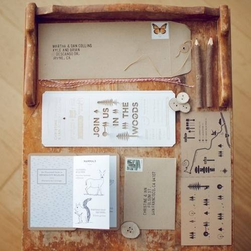(1) Tumblr #die #cut #handcrafted #print #design #wood #natural #brown #package