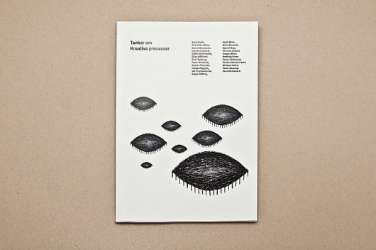 Portfolio of graphic designer Tobias Eriksson #creative #process #thoughts #the #about