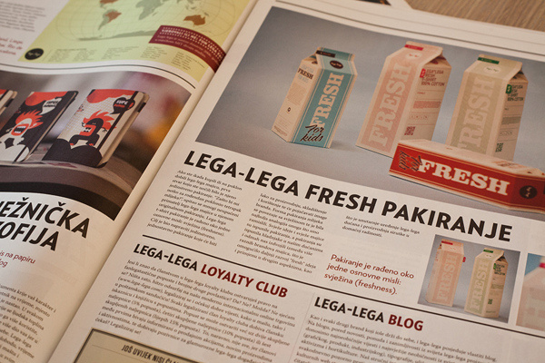 lega-lega Newspapers #legalega #leo #croatia #lega #design #osijek #leovinkovic #brand #vinkovic #newspapers #editorial #typography