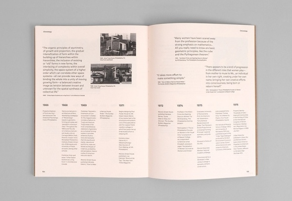 Anne Tyng - Full-Time/Part-Time Design Studio #design #book #typography