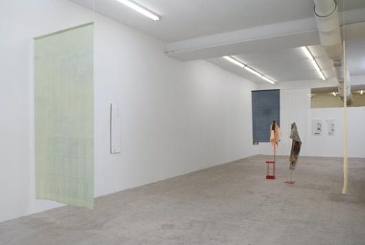 Gather & Fold - LTD Los Angeles #exhibition #install #fabrics #art