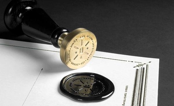 DEUTSCHE & JAPANER - Creative Studio - king bansah #stamp #print #seal #identity #wax