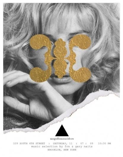 mm #mogollon #self #poster #promotion #collage #foil