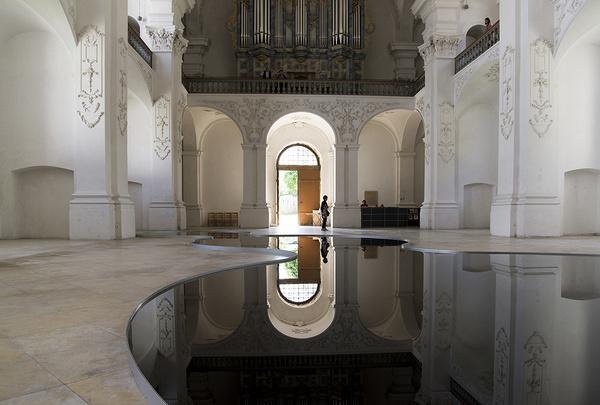 CJWHO ™ (Romain Crelier   La Mise en Abîme Entitled La...) #sculpture #romain #installation #design #interiors #art #reflections #crelier