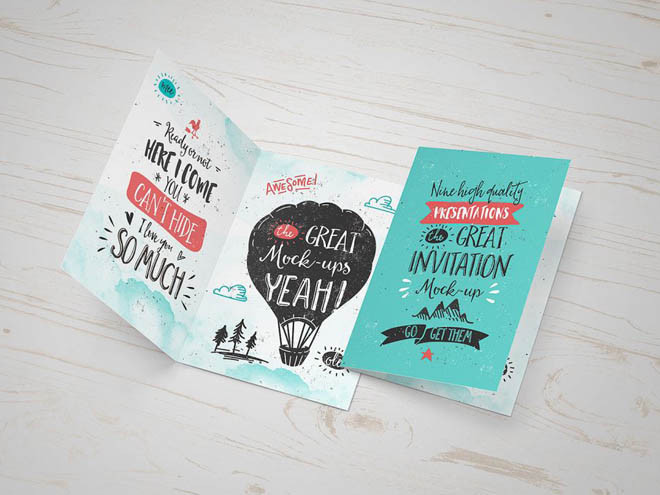 Best freebies free invitation card mockup images on designspiration free invitation card mockup psd stopboris Image collections