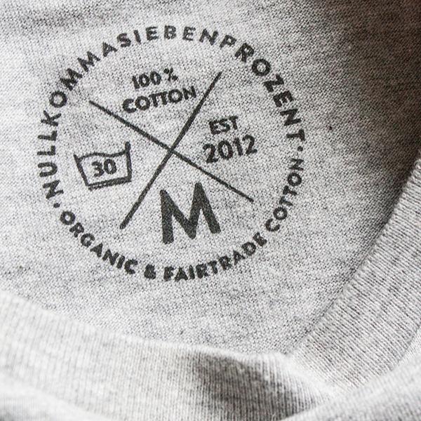 Nullkommasiebenprozent #fashion #textile #label