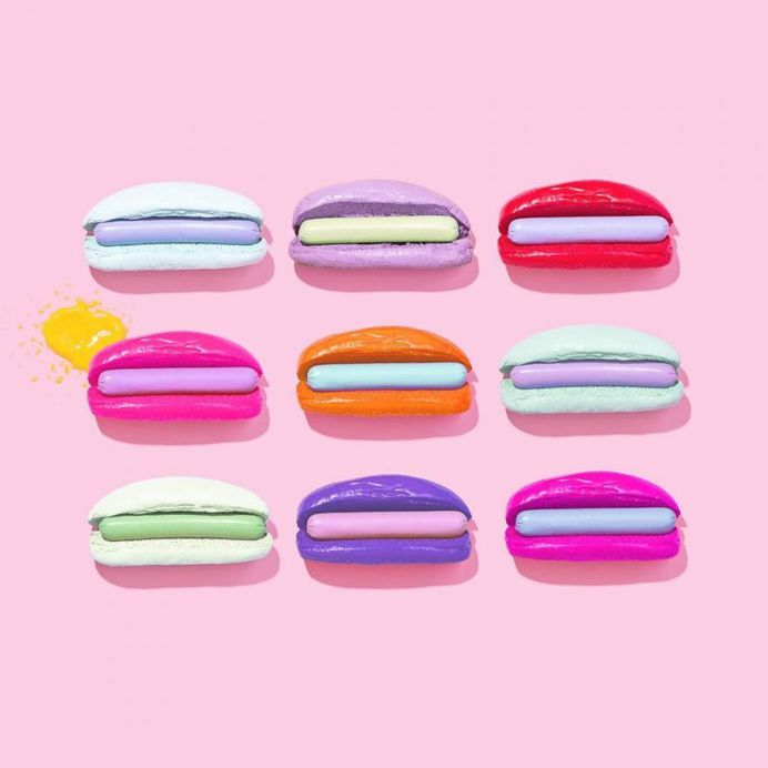 Creative and Aesthetic Candy-Colored Photography by Natasha Martin
