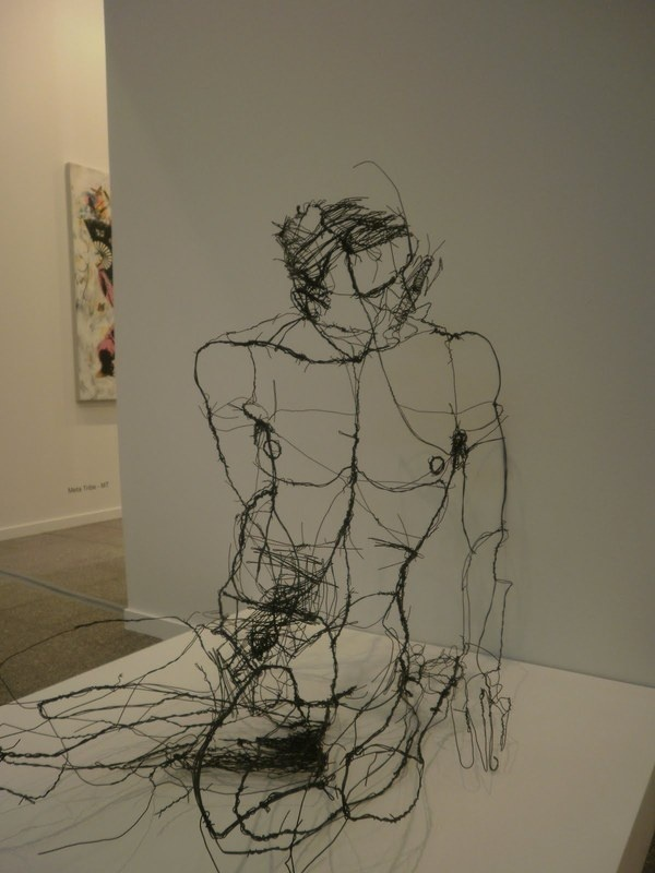 http://2.bp.blogspot.com/ wmV3 qBuwmI/TgDJgfXO6TI/AAAAAAAAChs/5yuJ2uhFF6E/s1600/PB220996.JPG #sculpture #wire #art #oliveira #david