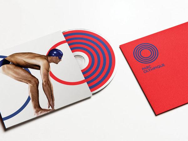 Branding #cover #olympics #case #geometry