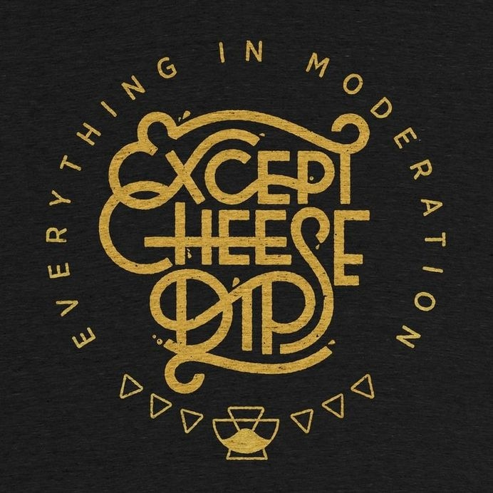 In Queso Emergency #cheese #logo #typography