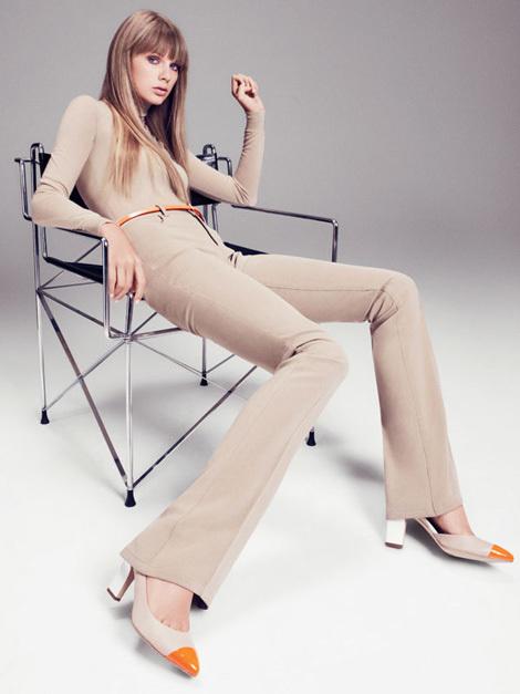 Taylor Swift by Paola Kudacki for Harper's Bazaar #fashion #photo #star #girl