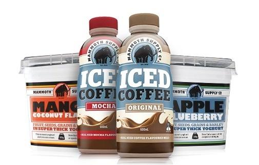 Mammoth Supply Co. - Real Man Food, Man! #coffee #ice