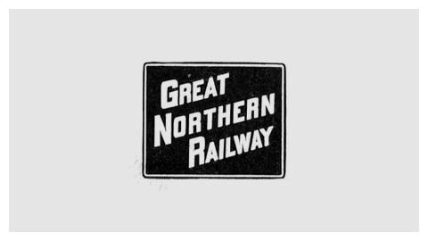 Railroad company logo design evolution #railroad