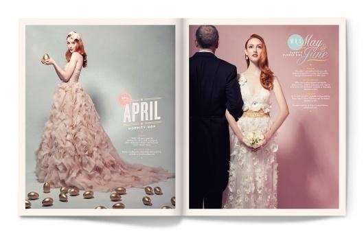 Calendar Girl - Matt Chase | Design, Illustration #photography #design #graphic #typography