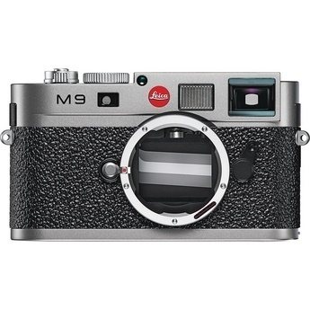 Leica M9 Rangefinder Digital Camera Body (Steel Grey) 10705 - ($500+) — Svpply #m9 #leica #photography #equipment