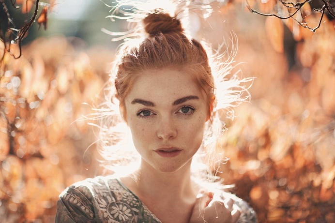 Beautiful Portraits by Ruby James