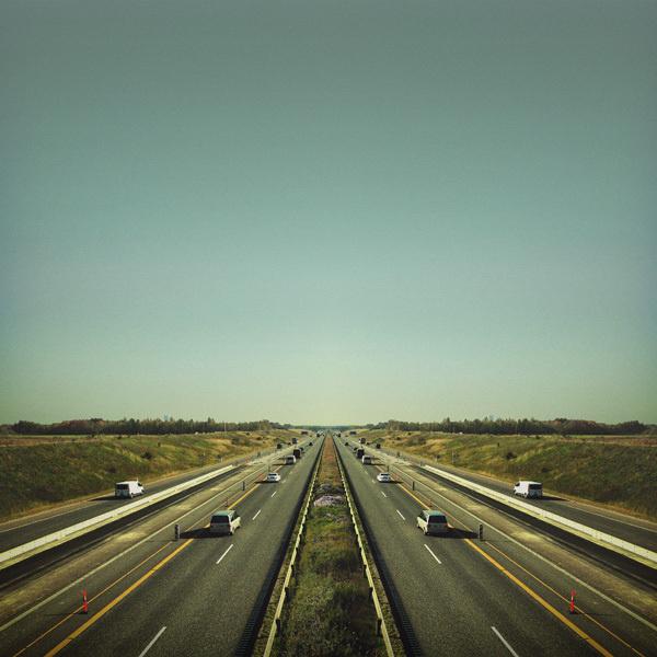 Pale Grain THE HIGHWAY #limited #edition #print #mirror #copenhagen #highway