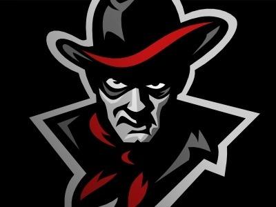Outlaws_dribbble #vector #sport #illustration #logo #outlaws
