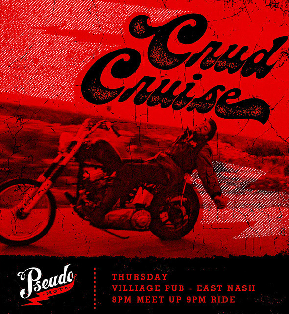 Crud Cruise 5 #typography